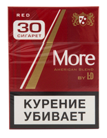 MORE Red 30шт
