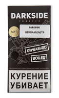 Табак для кальяна DARK SIDE Soft 250 г Bergamonstr
