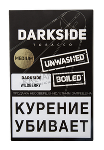 Купить Табак DARK SIDE Medium 100 г Wildberry