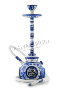 Купить Кальян HOMESHISHA Гжель 55 см