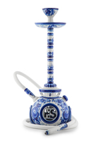 Кальян HOMESHISHA Гжель 55 см