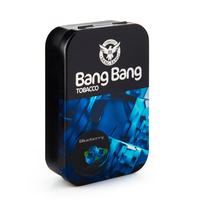Табак Бэнг Бэнг (BangBang) 100 г Черника (Blueberries)