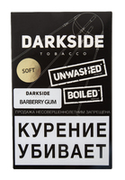 Табак для кальяна DARK SIDE Soft 100 г Barberry Gum
