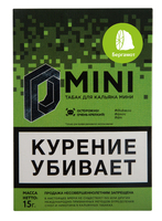 Табак Doobacco mini 15 г Бергамот