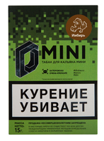 Табак Doobacco mini 15 г Имбирь