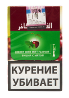 Табак AL FAKHER Cherry and Mint Flavour (Вишня с Мятой) 35 г