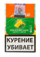 Табак AL FAKHER Citrus with Mint Flavour (Цитрус с Мятой) 35 г