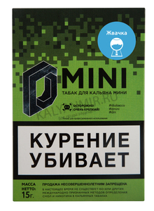 Купить Табак Doobacco mini 15 г Жвачка
