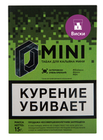 Табак Doobacco mini 15 г Виски
