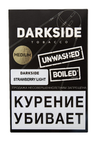 Табак для кальяна DARK SIDE Medium 100 г Strawberry light