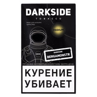 Табак DARK SIDE Medium 100 г Bergamonstr (Чай с бергамотом)