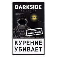 Табак DARK SIDE Medium 100 г Virgin Peach (Персик)