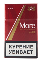 Сигареты MORE Red