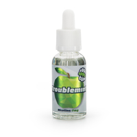 Жидкость TROUBLEMINT by Frisco Sour Apple Gum 30 мл 0 мг