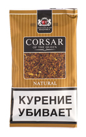 Табак для самокрутки CORSAIR QUEEN 35 г NATURAL тонконарезанный