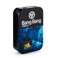 Табак Бэнг Бэнг (BangBang) 100 г Ананас с мятой (Pineapple Mint)