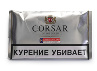 Табак для самокрутки CORSAIR QUEEN 35 г AMERICAN BLEND NORTH CAROLINA