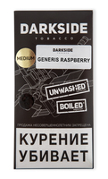 Табак для кальяна DARK SIDE Medium 250 г Generis Raspberry