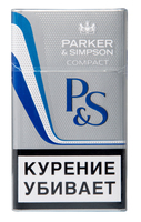 Сигареты PARKER Compact Silver