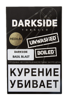 Табак DARK SIDE Medium 100 г Basil Blast