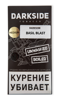 Табак для кальяна DARK SIDE Medium 250 г Basil Blast