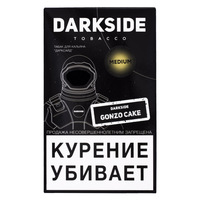 Табак DARK SIDE Medium 100 г Gonzo Cake