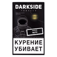 Табак DARK SIDE Medium 100 г Nutz