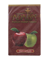 Табак ADALYA 50 г Two Apples (Два Яблока)