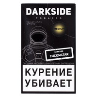 Табак DARK SIDE Medium 100 г Cucumstar