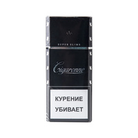 Сигареты CIGARONNE Black Slims