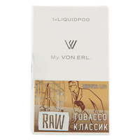 1 картридж для MY VON ERL Raw Tobacco (Классик) 1.6мл 12мг