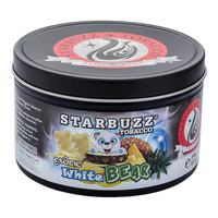 Табак STARBUZZ  250 г белый медведь (Exotic White Bear) NEW
