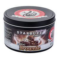 Табак STARBUZZ  250 г пирожное (Exotic Brownie) NEW