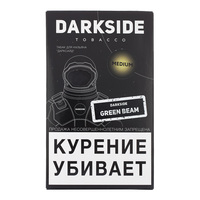 Табак DARK SIDE Medium 100 г Green Beam
