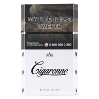 Сигареты CIGARONNE White King Size