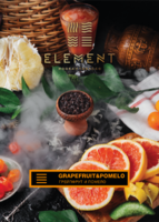 Табак ELEMENT 100 г Земля Grapefruit Pomelo (Грейпфрут, Помело)